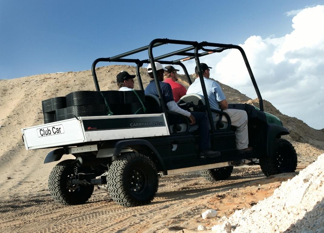 XRT 1550SE 全地形工作车