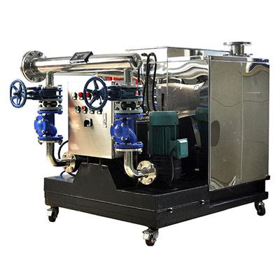 一体化污水提升装置(内置、外置)