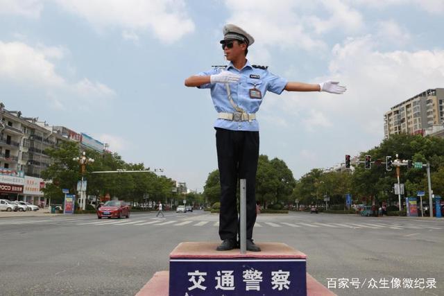 淮滨:高温下的坚守