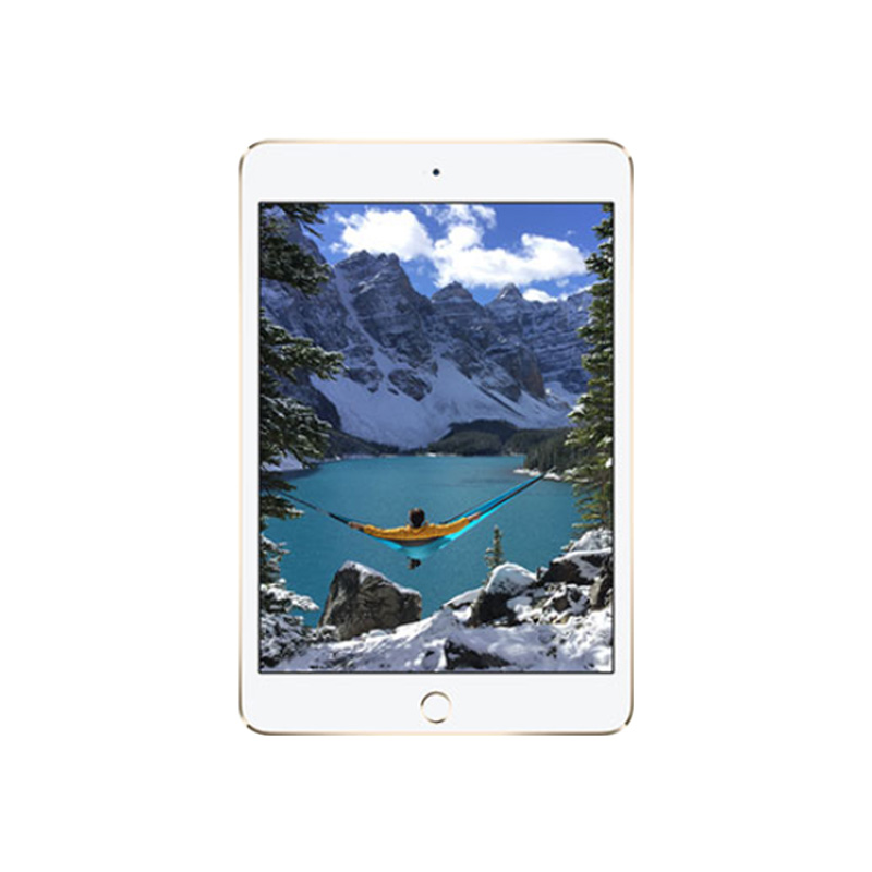 Apple iPad mini 4 7.9英寸平板电脑租赁【ipad mini:WIFI版/128G/( 银色)】