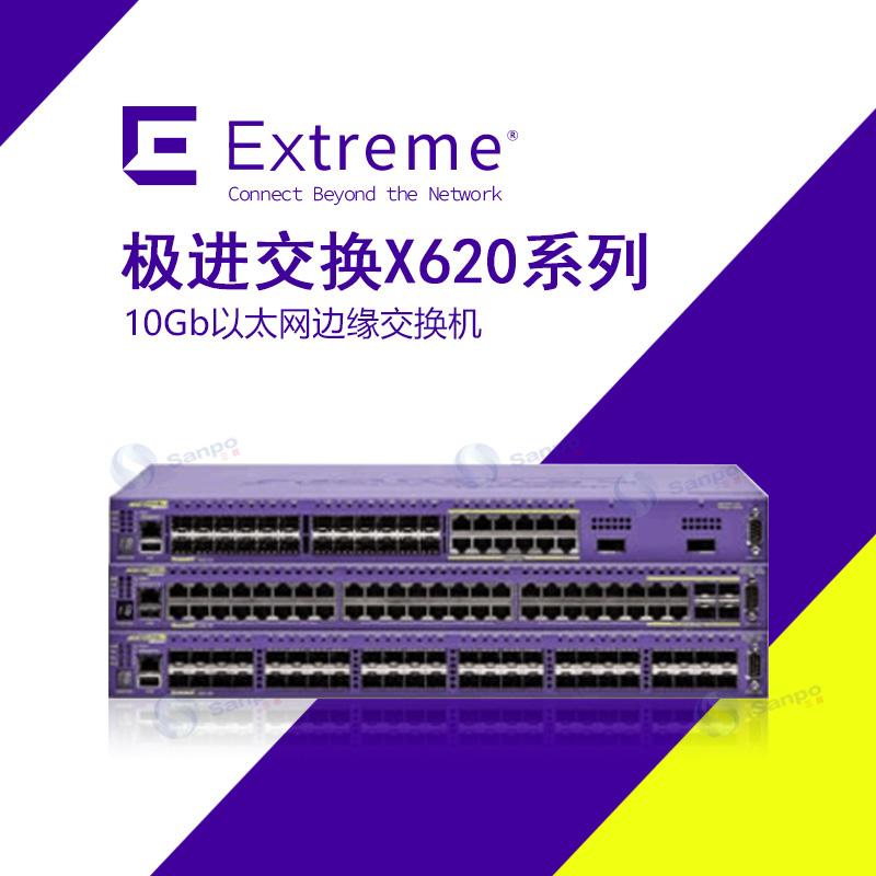 美国极进 Summit X620万兆交换机系列
