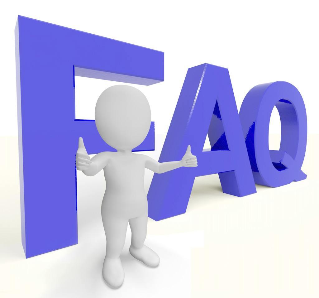 FAQ(常见问题)