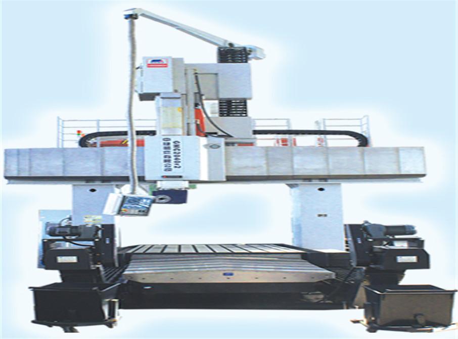 GMC2040r2數控龍門鏜銑床