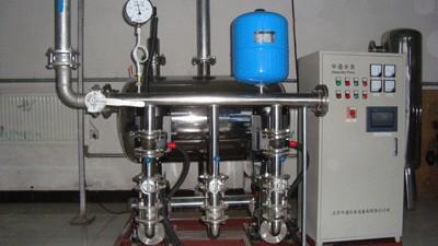 无负压-变频供水处理设备
