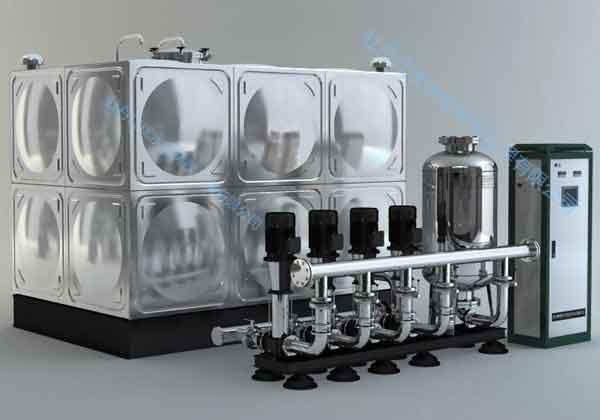 无负压变频供水处理设备