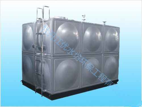 304瓦楞水箱