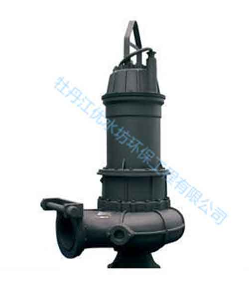 潜水搅拌泵