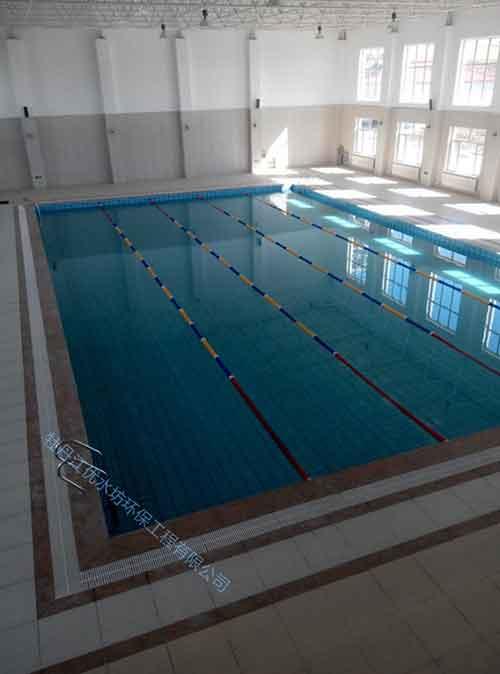 泳池循环水设备简析