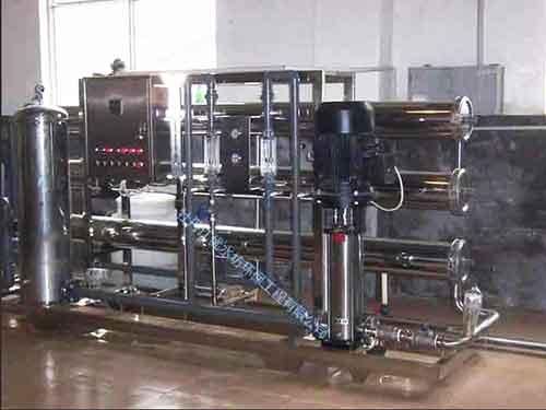反渗透纯水设备·
