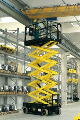 X14EW  14米自行剪叉式高空作业平台