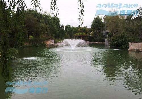 北京优山美地别墅大湖