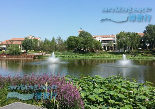 北京温榆河支流老河湾河段综合治理工程