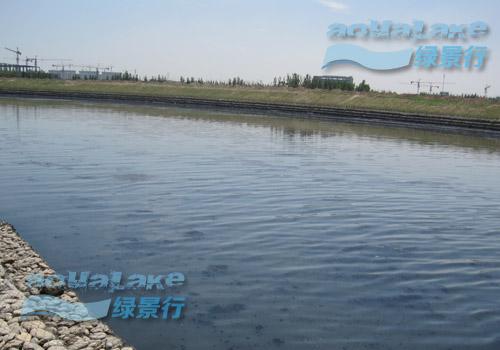 北京凉水河马驹桥河段景观改造工程