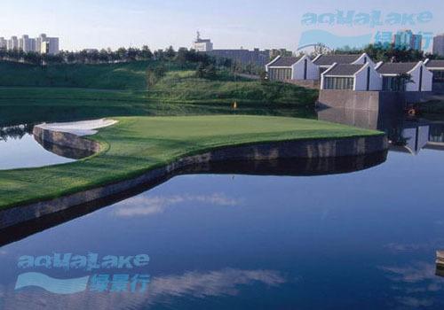 北京北湖9号高尔夫球场