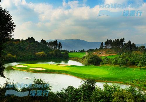 云南春城高尔夫球场
