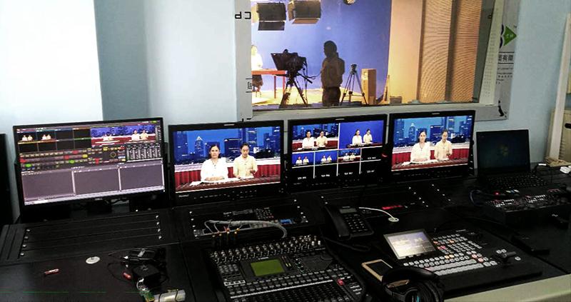 老挝万象电视台项目