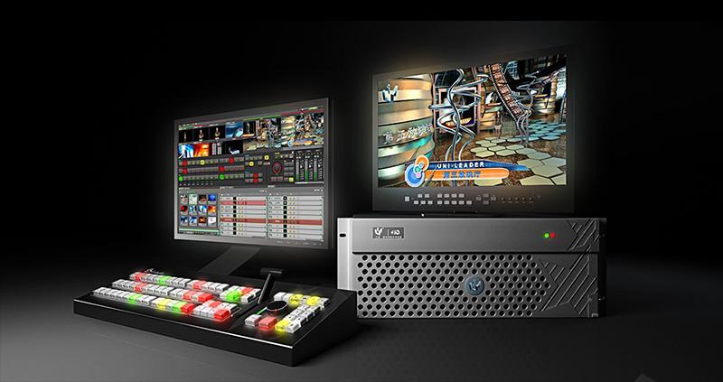 WHC-3DPRO虚拟演播室系统