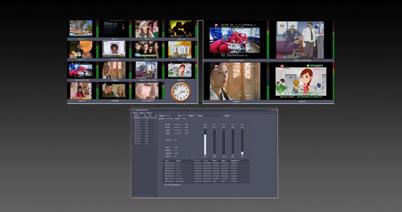 TS流数字电视监测、监录