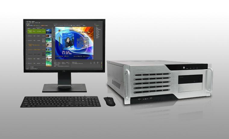 WHC-TW200图文资讯播出系统