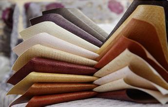 布匹皮革行业案例