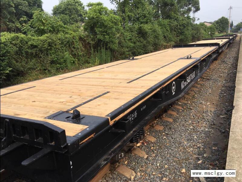 NX70A型平车木地板