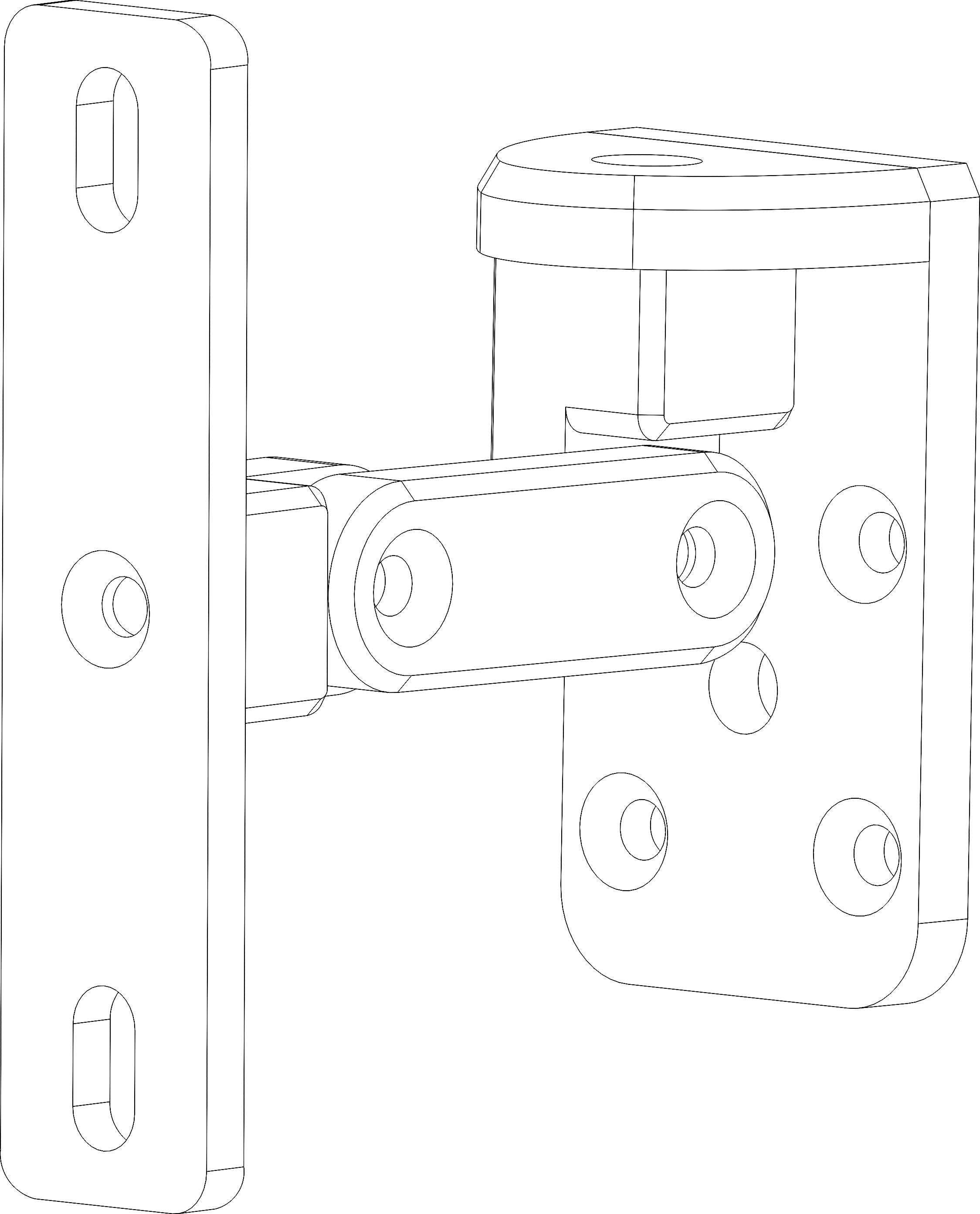CI-001B吊架