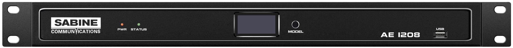 AE1208 12*8数字音频处理器