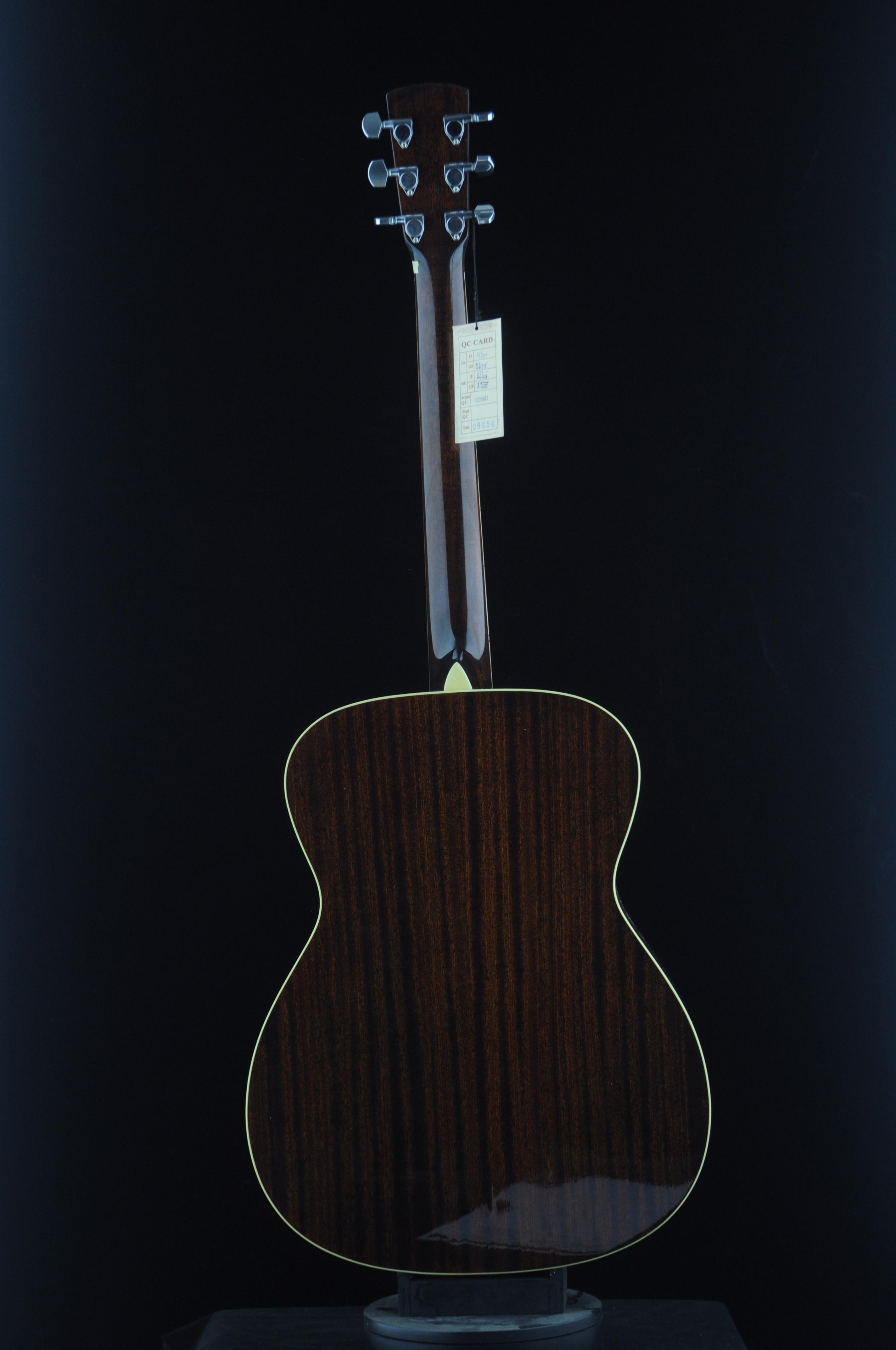 SCW 198R 哑光原木色(云杉沙比利)