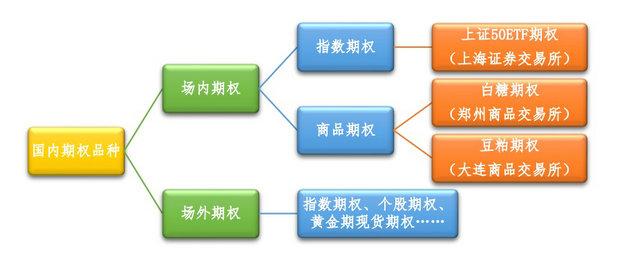 国内期权市场发展现状探究插图1