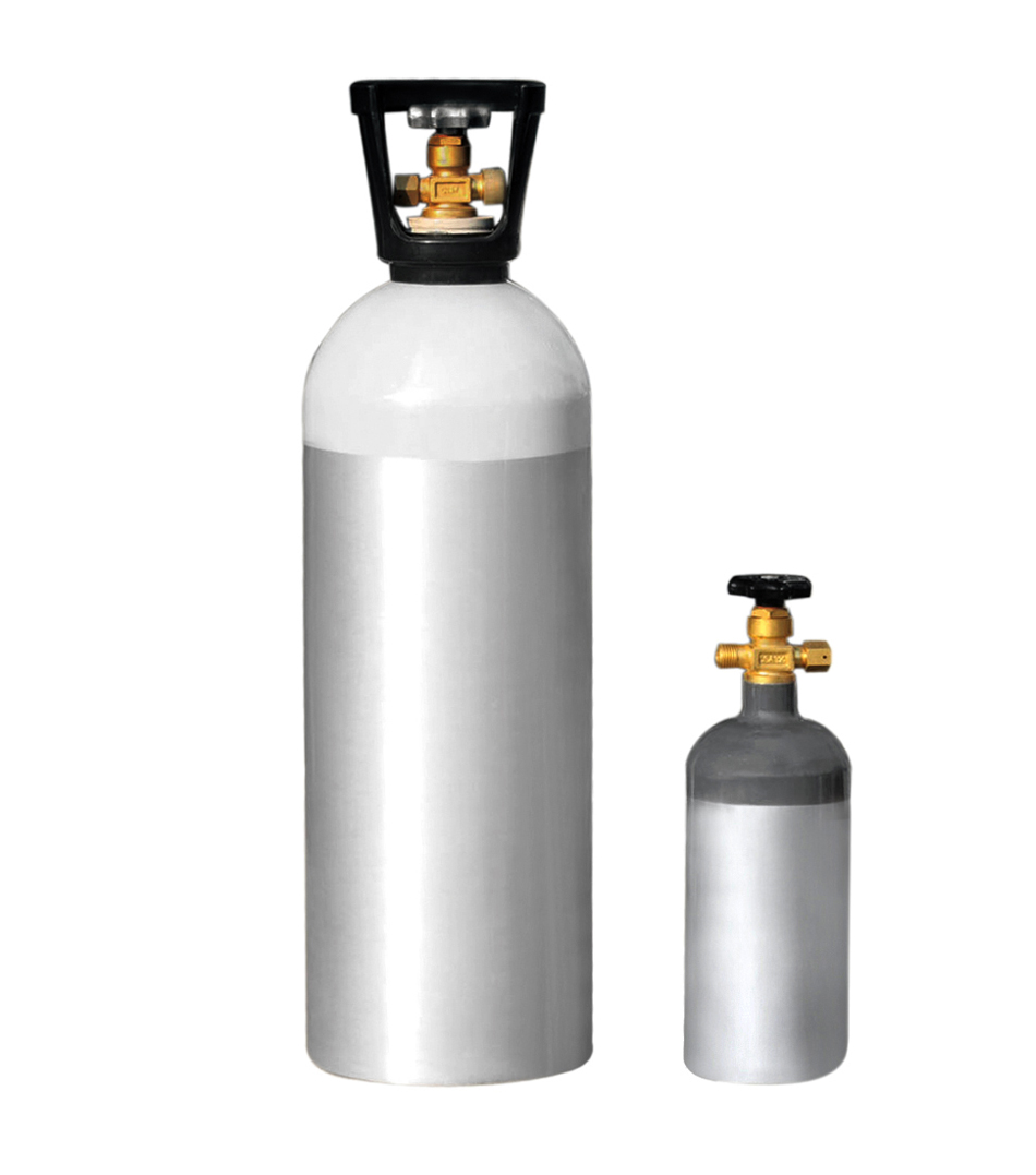 CO2 and Beverage Cylinders
