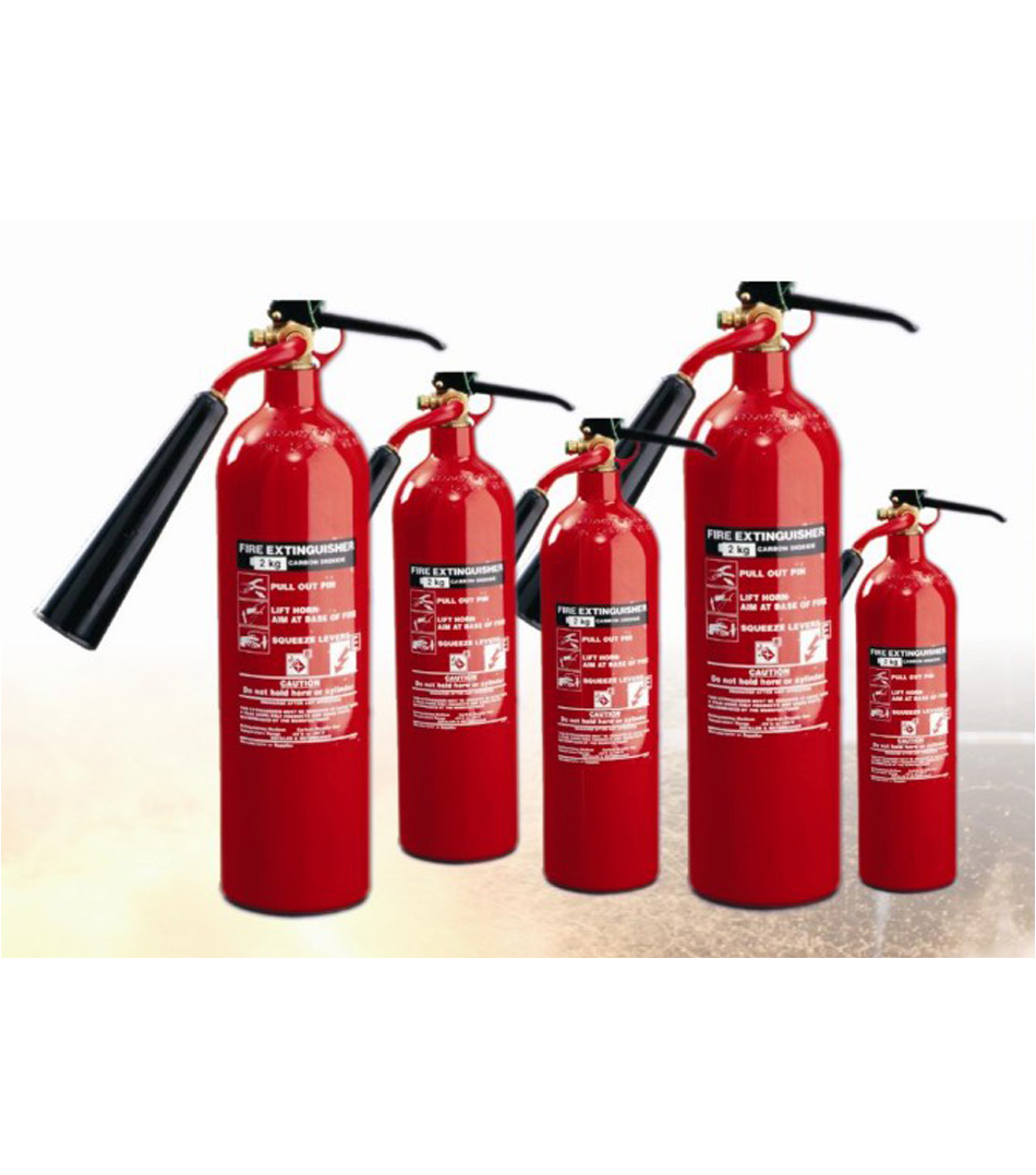 Aluminum Alloy Fire Extinguisher
