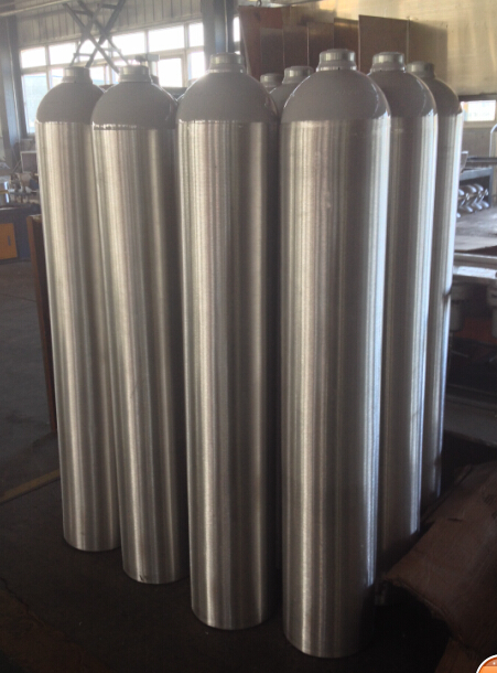 Large Size Industrial Gas Cylinders