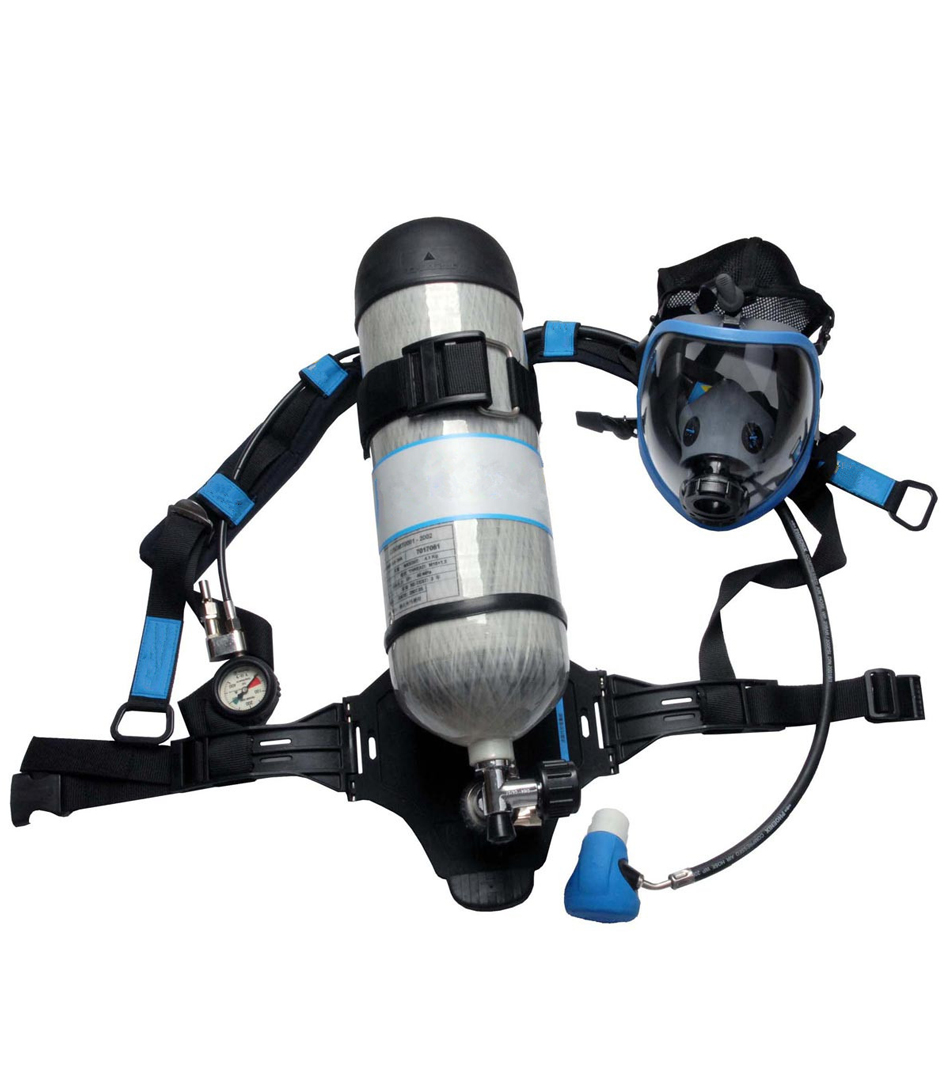 Positive Pressure Air Breathing Apparatus
