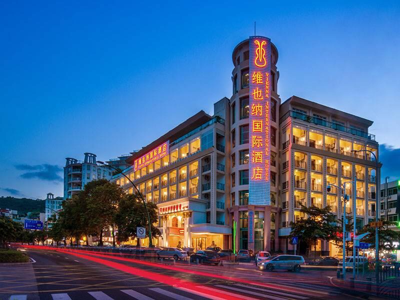 大梅沙维也纳酒店