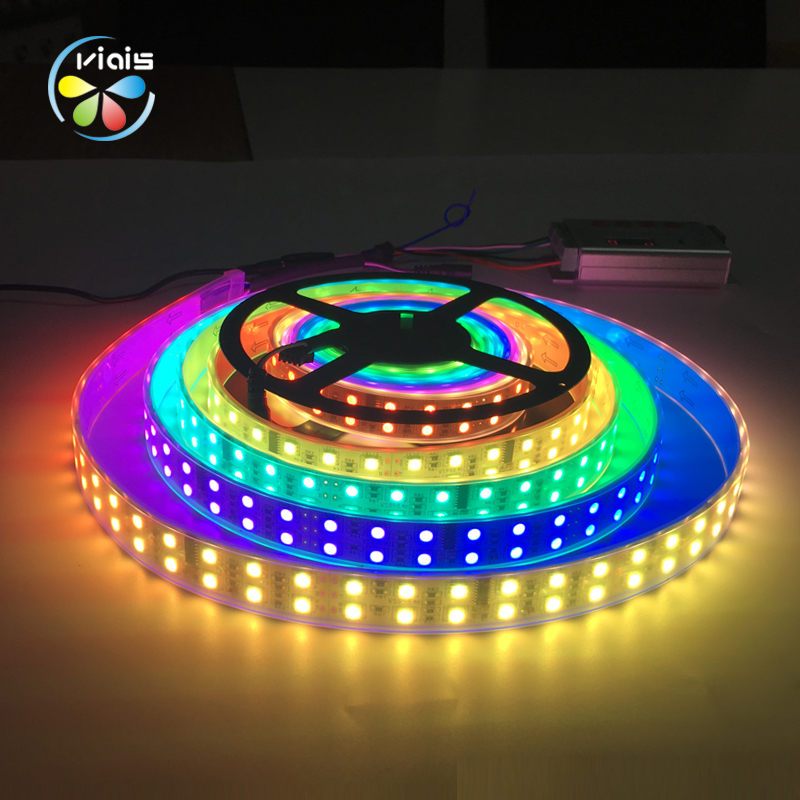 120Leds IP67 Waterproof 5050 Digital TM1812 Led Strip