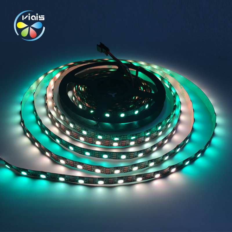 60Pixel DC5V SK6812 5050 RGBW Programmable Led Strip