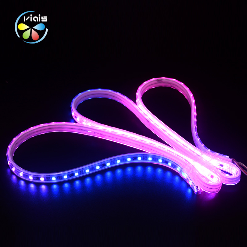 New Addressable Dream Color Digital Smart PVC 5050 LED Strip