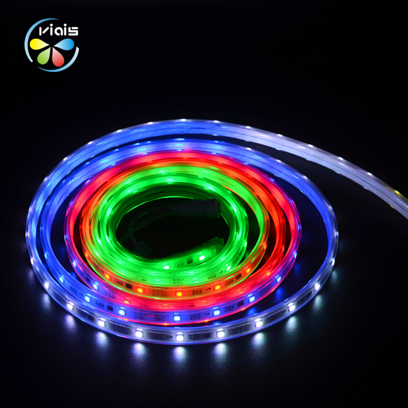PVC IP67 Digital Smart LED Strip 5050