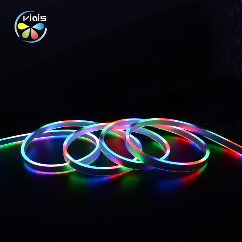 MT1806 SMD3838 RGB Double saided Neon Flex LED Strip