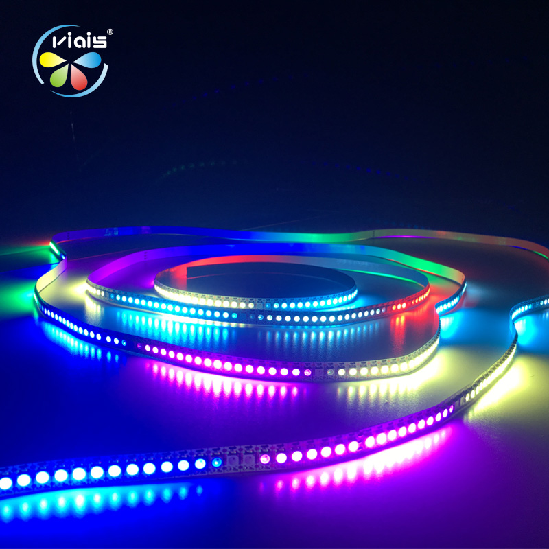 144leds DC12V Digital Programmable 2812 RGB 5050 Led Strip