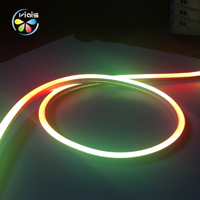 6*12mm 5050 RGB Full Color Mini Flex LED Neon Strip