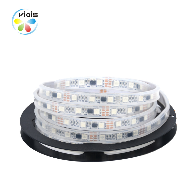 SMD5050 RGB Addressable Break-Point Continue Led Digital Strip