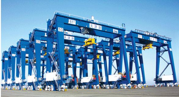 港口龙门吊飞轮储能节能方案