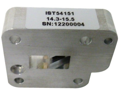Waveguide Isolator