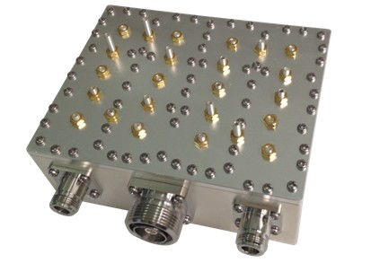 P12030-1 850MHz Duplexer with DIN Connector Datasheet