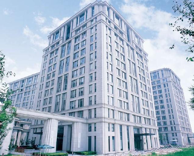 北京市住房和城乡建设委员会办公楼