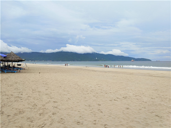 岘港美溪海滩