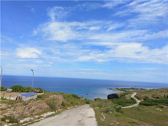李山岛风景