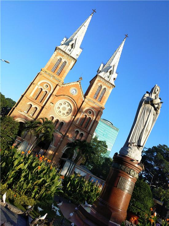 胡志明市大教堂