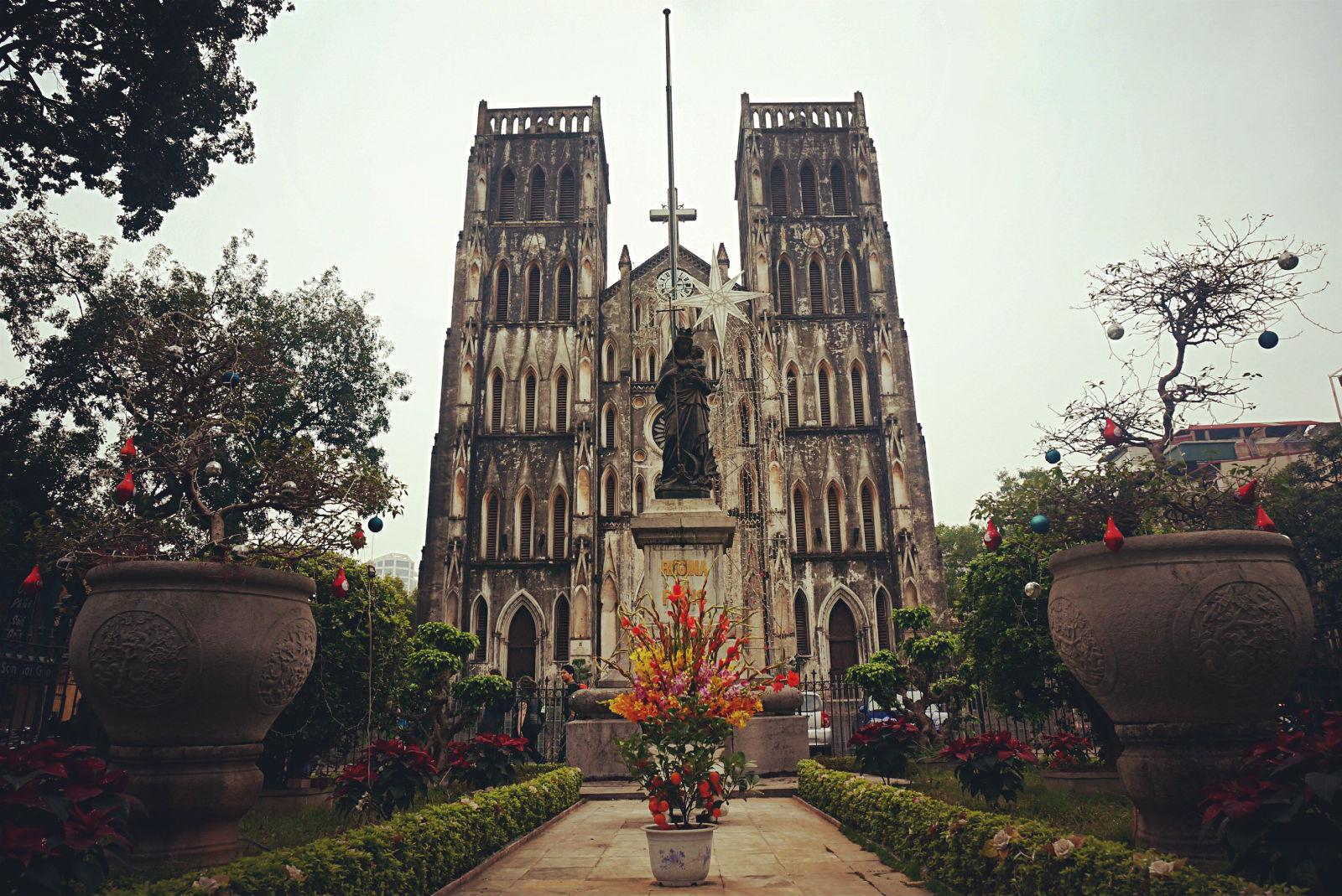 河内大教堂